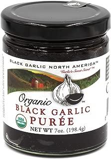 Black Garlic Puree