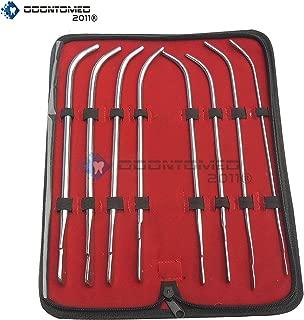 OdontoMed2011 Van Buren Sounds Set of 8 Pieces Quality Instruments ODM