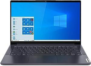 "Lenovo Yoga Slim 7 - Ordenador Portátil 14"" 4K (Intel Core i7-1165G7, 16GB RAM, 1TB SSD, Intel Iris Xe Graphics, Windows 1..."