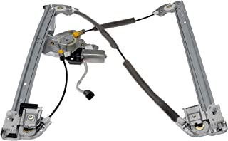 OCPTY Power Window Regulator with Motor Assembly Replacement Front Left Drivers Side Window Regulator fit for 2004-2008 Ford F-150 Lobo Mexico 2006-2008 Lincoln Mark LT 4L3Z1523201BA