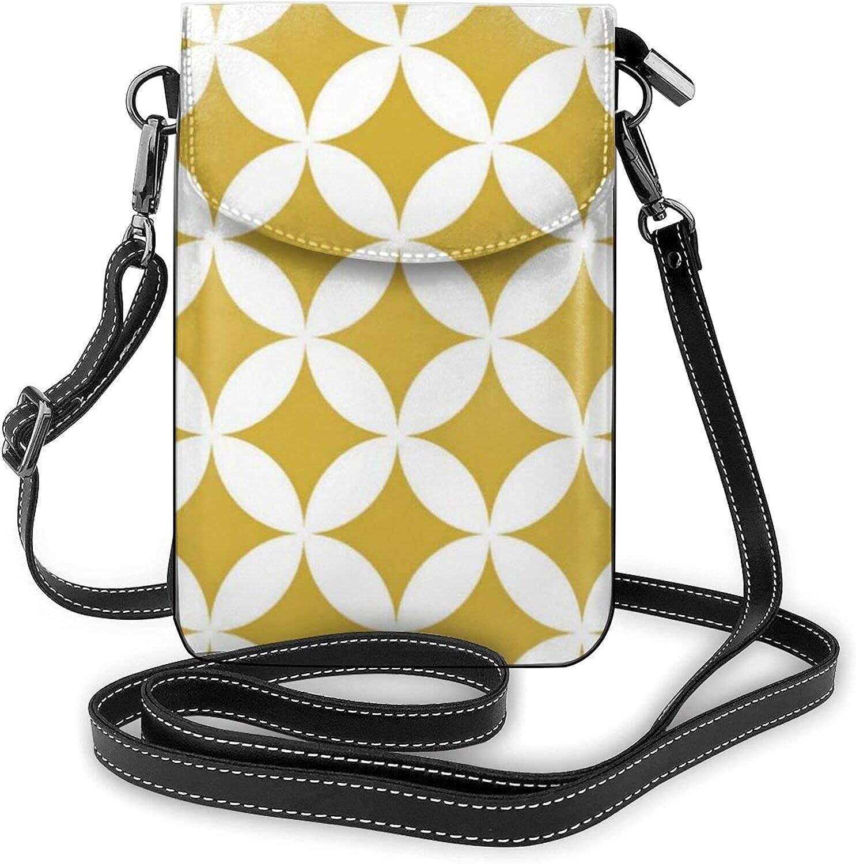 Lightweight PU Translated Leather Handbag Small Brand Cheap Sale Venue Pho Cell Bag Mini Crossbody