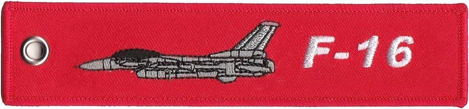 Streamer! Tag A-10 Warthog Thunderbolt II Remove Before Flight ® Keychain