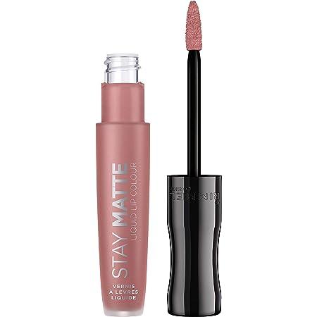 Rimmel London Stay Matte Liquid Lip Colour Nude Labial Líquido Tono 709 - 5.5 ml