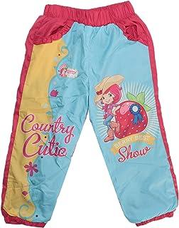 Ls Çocuk Tek Alt Pantolon Kız.Çoc.Çilek Kız(Clk-204)
