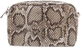 Ashlee Snake Print Crossbody