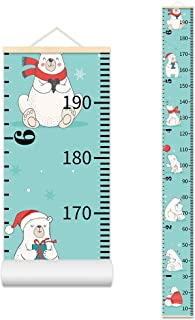 ASENART Growth Chart for Kids by Baby Proof - Measuring Height Chart and Kids Decor Meaningful Memories Through Kid Size C...