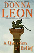 A Question of Belief (Commissario Brunetti Book 19)