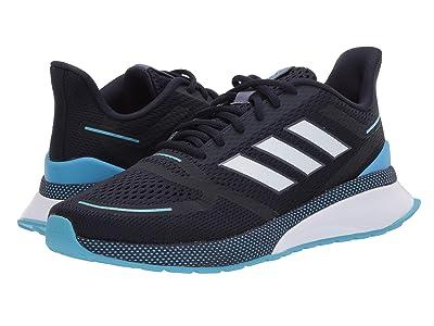 adidas Running Nova Run (Legend Ink/Dash Grey/Bright Cyan) Men