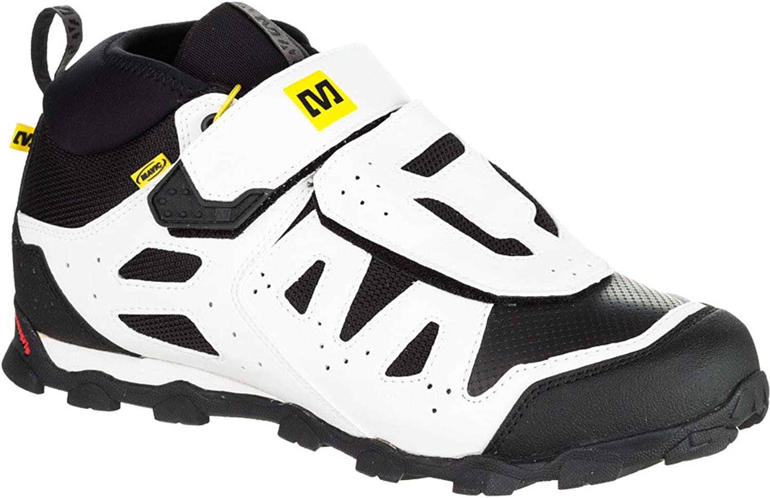 Mavic Alpine XL Mountain Bike shoes Gentlemen White Black