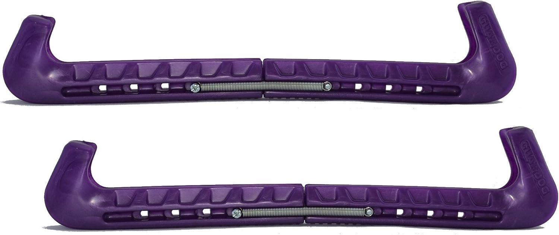 Free Shipping New Guard Dog Universal Ice Skate Purple - Hard Guards Pearlz Indefinitely