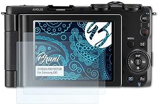 2x brotect protector de pantalla claro Samsung wb1100f lámina protectora