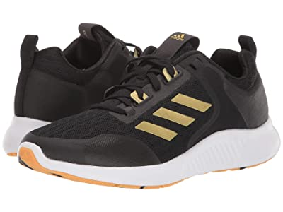 adidas Running Edgebounce 1.5 (Core Black/Gold Metallic/Footwear White) Women