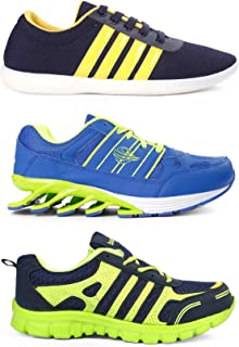 Bacca Bucci Three Pairs of Sporty Casual Combo Shoe for Men