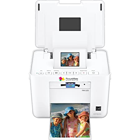 Amazon Com Epson Picturemate Charm Photo Printer C11ca56203 Electronics