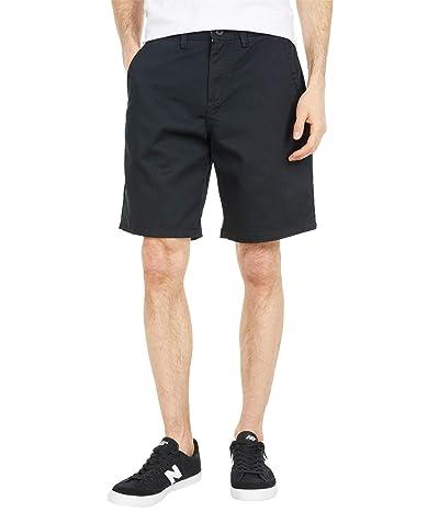 Vans Authentic Stretch Shorts (Black) Men