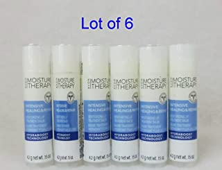 Avon Moisture Therapy Intensive Healing & Repair Moisturizing Lip Treatment Balm, New Packing, Lot of 6