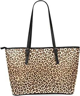 Women's Leather Tote Shoulder Bags Handbags