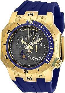 Technomarine TM-218027 メンズ Sea Manta 48mm 腕時計