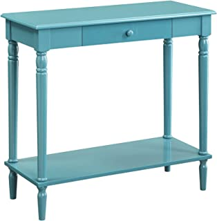 Convenience Concepts French Country Hall Table, Blue