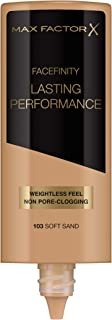 Max Factor Facefinity Lasting Performance Foundation 103 Soft Sand, 35ml