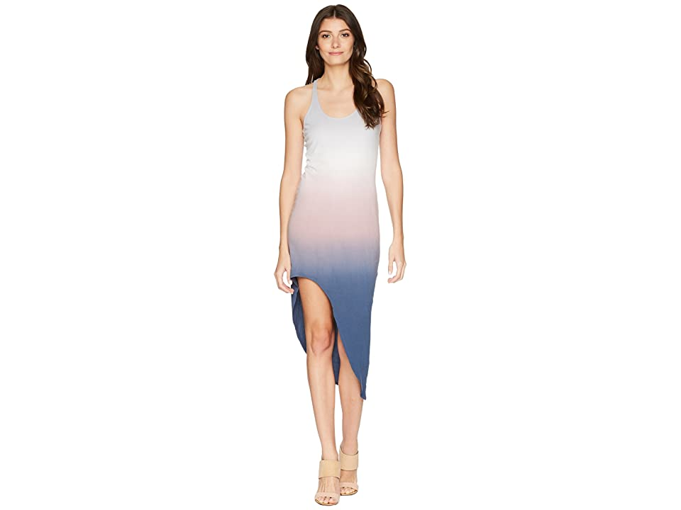 Young Fabulous & Broke Kaydence Dress (Light Grey Ombre) Women