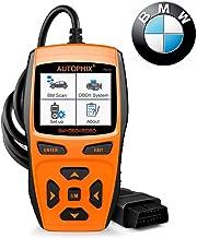 AUTOPHIX BM Scan Automotive 7810 Code Reader OBD2 System Car Diagnostic Scanner with Engine/EPB/SAS/EGS/DME/DDE/CBS/ECU/F Chassis Reset BMW Battery Registration Tool