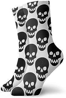 yting, Niños Niñas Locos Divertidos Calcetines de calaveras Calcetines lindos de vestir de novedad