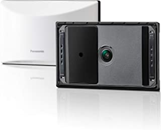 دوربین مانیتورینگ خانگی پنجره Panasonic HomeHawk برای مانیتورینگ در فضای باز ، نصب در داخل پنجره ، دید در شب رنگی ، زاویه دید گسترده ، ضبط 24 ساعته 7 ساعته Full HD ، تشخیص شخص ، سازگار با الکسا KX-HNC500