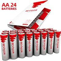 24-Pack Bevigor Ultimate Lithium AA Batteries