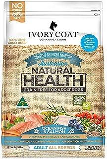 Ivory Coat Adult and Senior Salmon & Ocean Fish 2kg Grain Free Dog Food