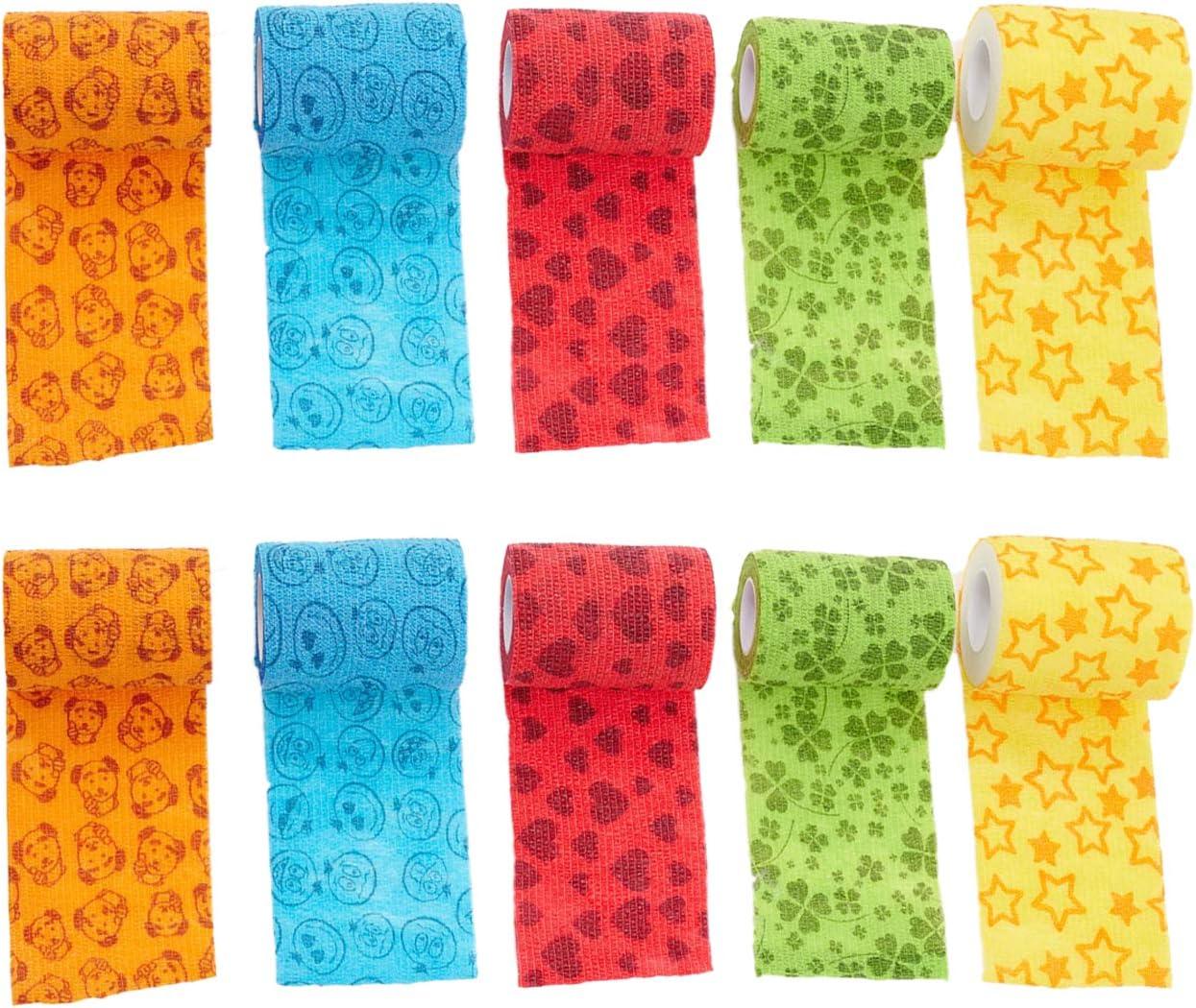 Safety and trust Kruuse Fun Flex Pet Care Bandage Assorted Kansas City Mall Patterns