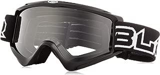 O'Neal Unisex-Adult Blur Goggle (Black,  B-Zero)