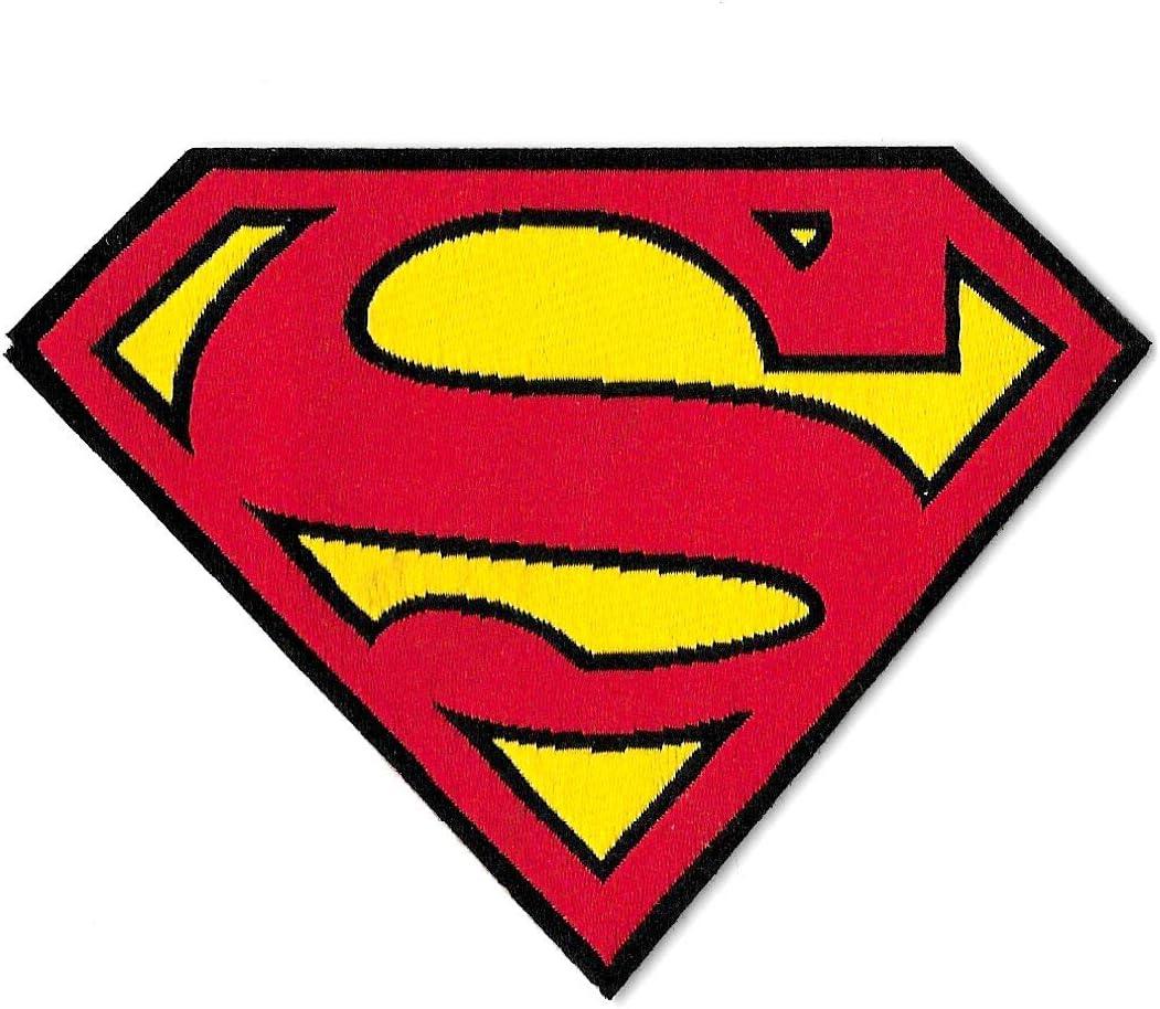Superman Max 57% OFF Logo - Cartoon Patch Iron On Cheap sale Comics
