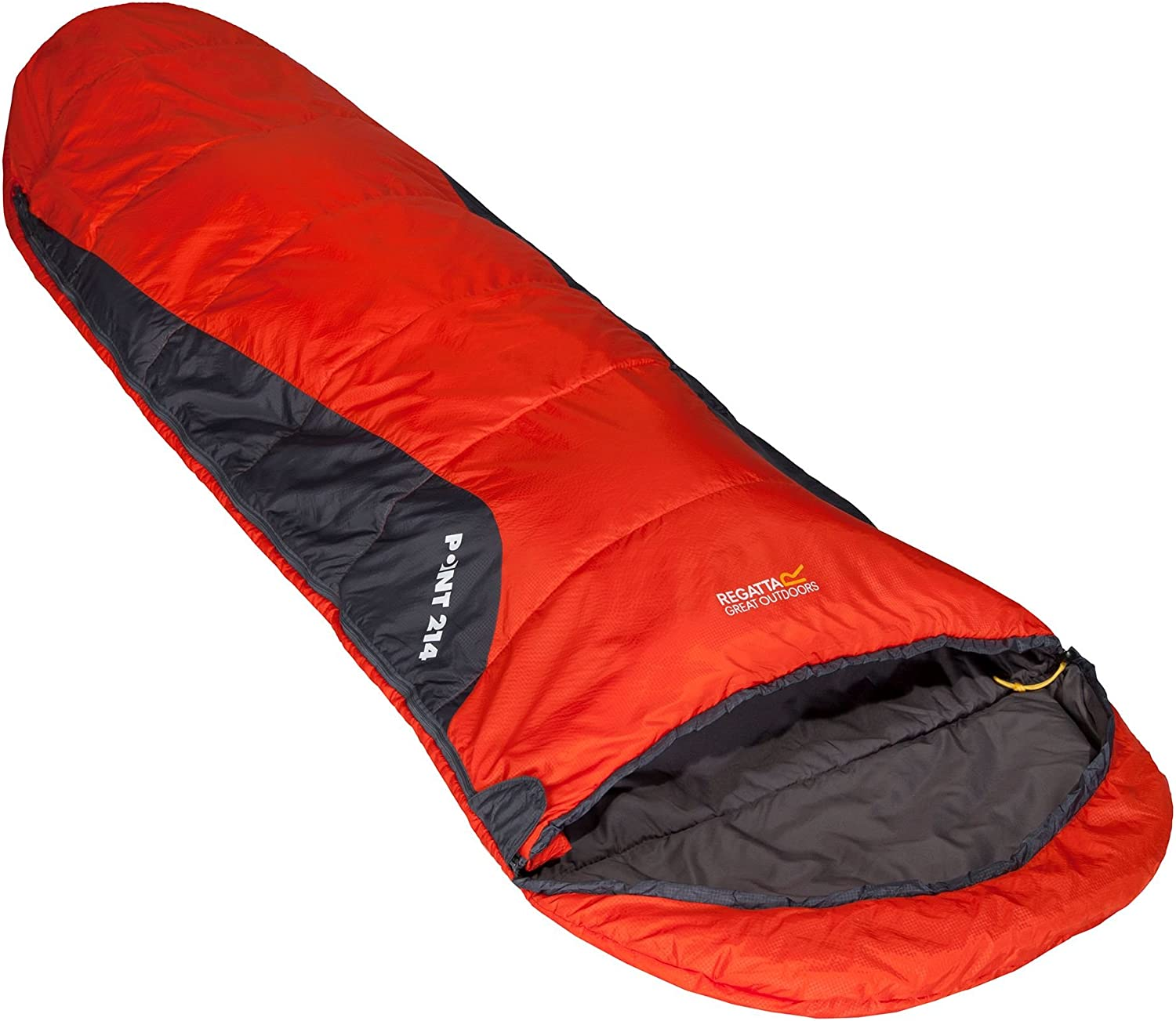 Regatta Hilo Ultralite 750 Lightweight Mummy Sleeping Sleeping Sleeping Bag B018K8C2GS  Reichhaltiges Design 50c825
