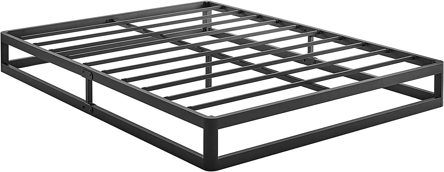 BIKAHOM Modern 9 Inch Metal Boston Mall Platform Bed Full Frame Challenge the lowest price of Japan ☆ D Heavy with