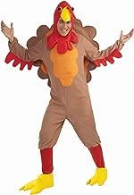 Forum Novelties Men's Adult Fleece Turkey Costume