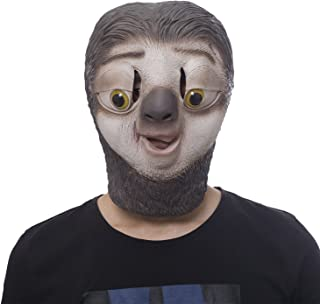 Best sloth latex mask Reviews