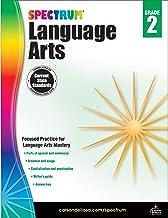 Spectrum | Language Arts Workbook | 2nd Grade, 176pgs PDF
