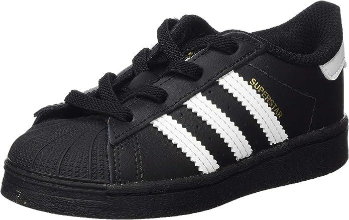 adidas Superstar El I, Basket Mixte Enfant: Amazon.fr: Chaussures ...