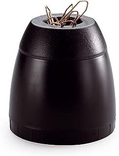 Durable Trend - Dispensador de clips, color negro