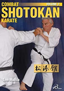 Combat Shotokan Karate Vol-2 By Tom Muzila
