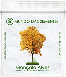 10 Sementes de Gonçalo Alves - Astronium Fraxinifolium