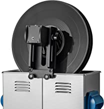 WEWU LP Vinyl Record Brackets for Ultrasonic Cleaning 1-5 Records Per Batch Raising Descending Auto-Drying