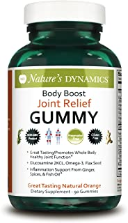 Nature's Dynamics Joint Relief Gummy, 90 Count