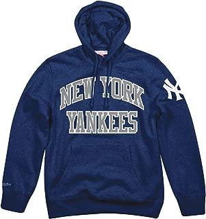 Mitchell & Ness New York Yankees MLB Playoff Win Pullover Hooded Sweatshirt