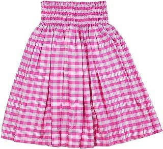 (ムームーママ) MuuMuuMama コットン生地使用シングル・パウスカート