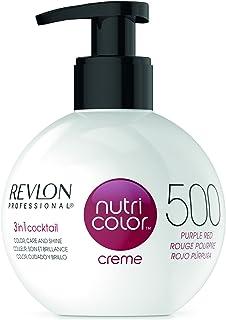 Revlon Professional Nutri Color Creme 500-Purple Red 270 ml