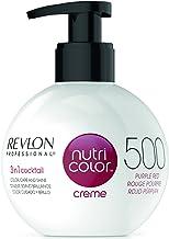 Revlon Nutri Color Creme #500-Purple Red 270 Ml 270 ml
