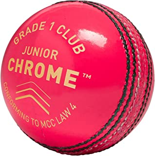 GM 儿童镀铬1年级俱乐部板球