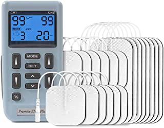 PREMIER SPORTS DIGITAL MUSCLE STIMULATOR-WITH 12 MEDICALLY APPROVED PROGRAMMES FOR MUSCLE STRENGTHENING,TONING AND CONDITIONING by The Tens Company